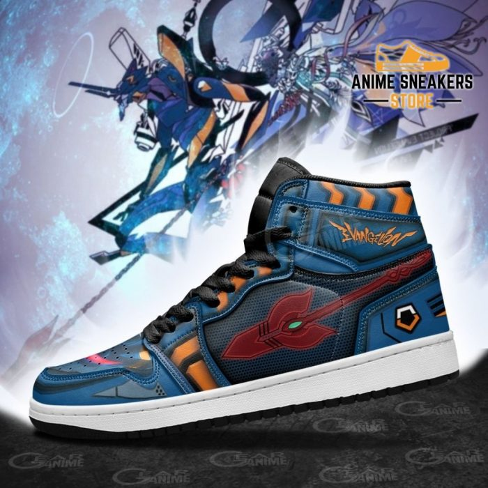 Neon Genesis Evangelion Mark 06 Sneakers Anime Shoes Jd