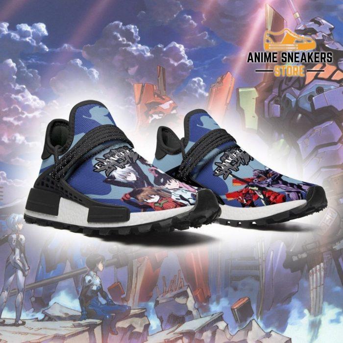Neon Genesis Evangelion Shoes Custom Anime Sneakers Nmd