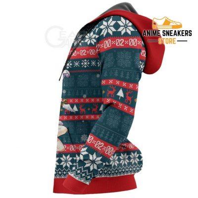 Neon Genesis Evangelion Ugly Christmas Sweater Anime Xmas Gift Va11 All Over Printed Shirts