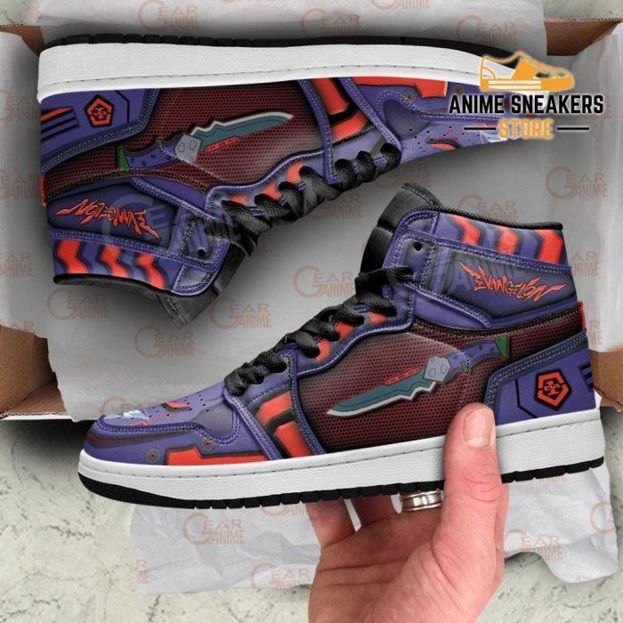 Neon Genesis Evangelion Unit-01 Awakened Anime Shoes Jd Sneakers