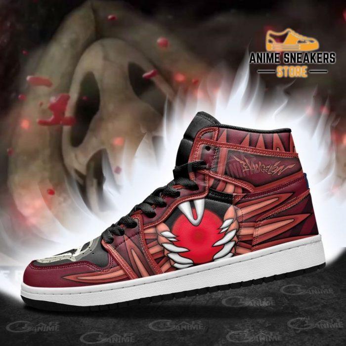 Neon Genesis Evangelion Zeruel Sneakers Anime Shoes Jd