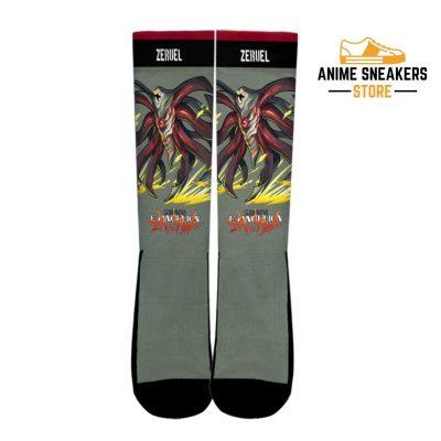 Neon Genesis Evangelion Zeruel Socks Anime Custom Pt10