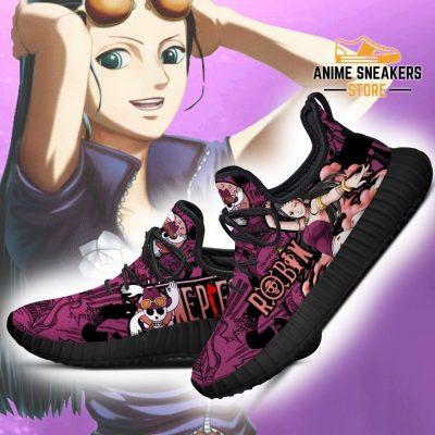Nico Robin Reze Shoes One Piece Anime Fan Gift Idea Tt04