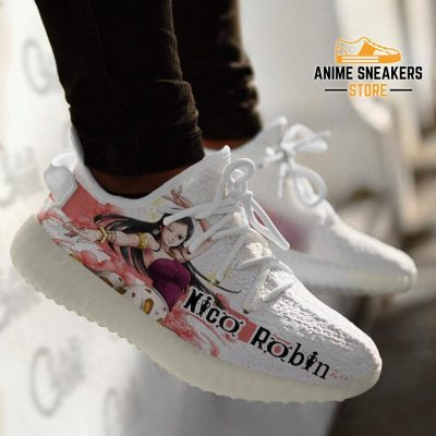 Nico Robin Shoes One Piece Custom Anime Sneakers Tt10 Yeezy