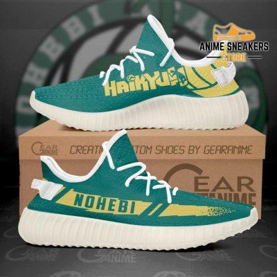 Nohebi Academy Shoes Haikyuu Custom Anime Sneakers Tt11 Men / Us6 Yeezy