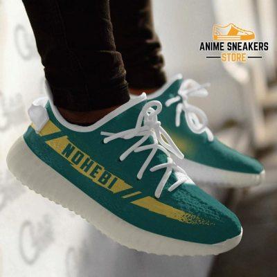 Nohebi Academy Shoes Haikyuu Custom Anime Sneakers Tt11 Yeezy
