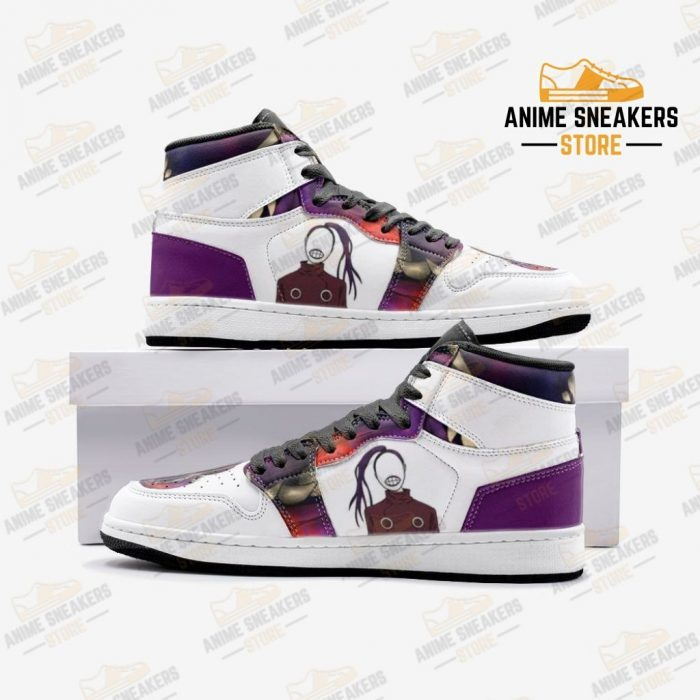 Noro Tokyo Ghoul Custom J-Force Shoes 3 / White Mens