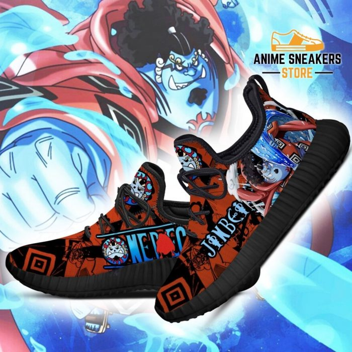 One Piece Jinbei Reze Shoes Custom Anime Sneakers