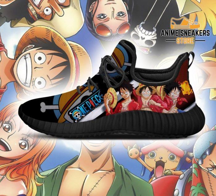 One Piece Luffy Reze Shoes Anime Fan Gift Idea Tt04