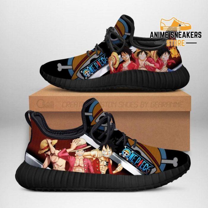 One Piece Luffy Reze Shoes Anime Fan Gift Idea Tt04 Men / Us6