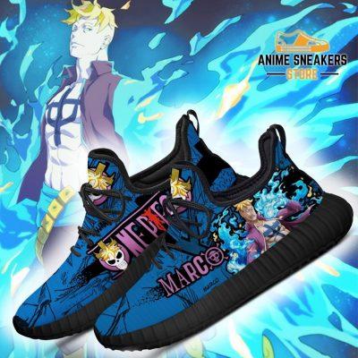 One Piece Marco Reze Shoes Custom Anime Sneakers