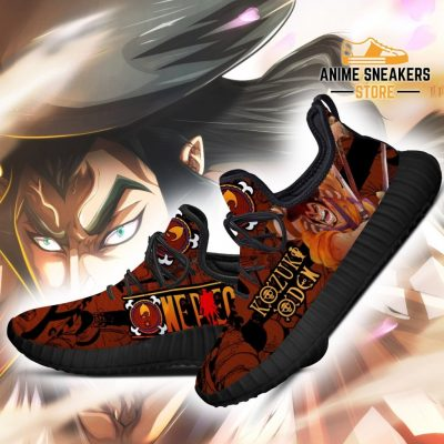 One Piece Oden Reze Shoes Custom Anime Sneakers