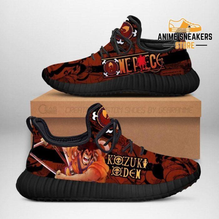 One Piece Oden Reze Shoes Custom Anime Sneakers Men / Us6