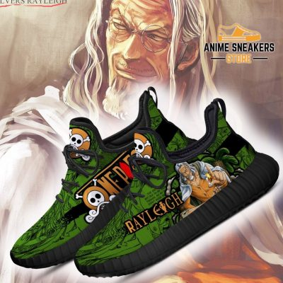One Piece Rayleigh Reze Shoes Custom Anime Sneakers