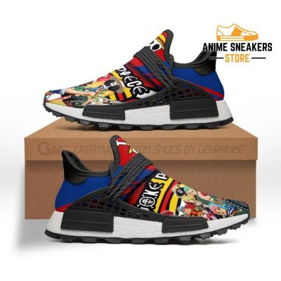 One Piece Shoes Characters Custom Anime Sneakers Nmd