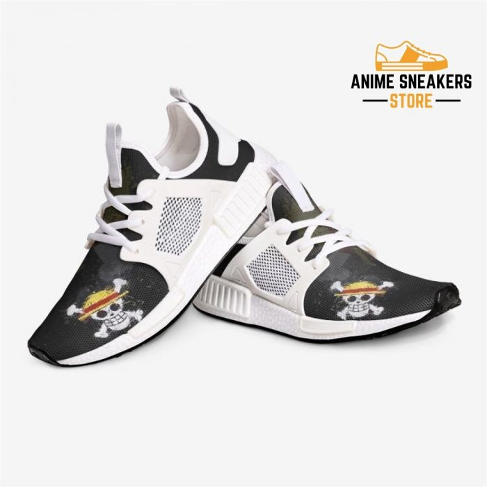 One Piece Strawhat Crew Custom Nomad Shoes Mens