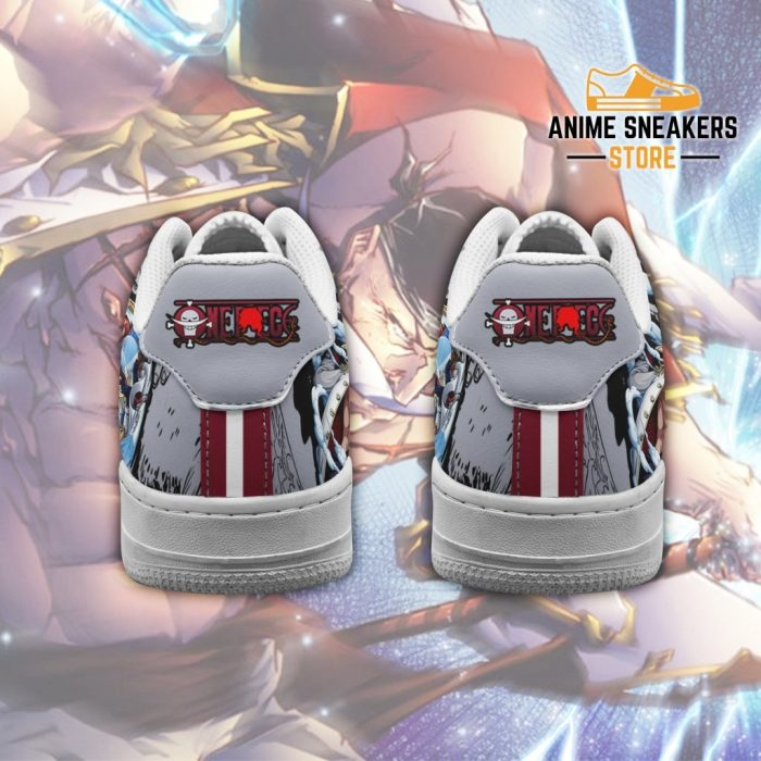 One Piece Whitebeard Sneakers Anime Shoes Fan Gift Tt06 Air Force