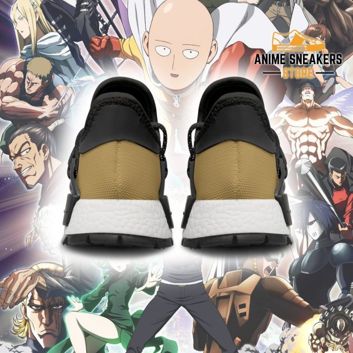 One Punch Man Shoes Characters Custom Anime Sneakers Nmd