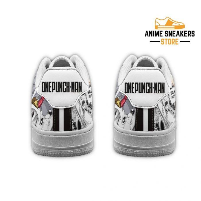 One Punch Man Sneakers Manga Anime Shoes Fan Gift Idea Tt04 Air Force