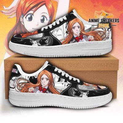 Orihime Inoue Sneakers Bleach Anime Shoes Fan Gift Idea Pt05 Men / Us6.5 Air Force