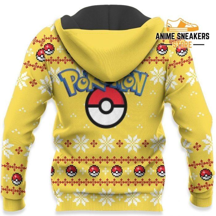 Pikachu Pokemon Ugly Christmas Sweater Custom Xmas Gift All Over Printed Shirts