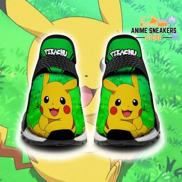 Pikachu Shoes Sporty Pokemon Anime Sneakers Men / Us6 Nmd