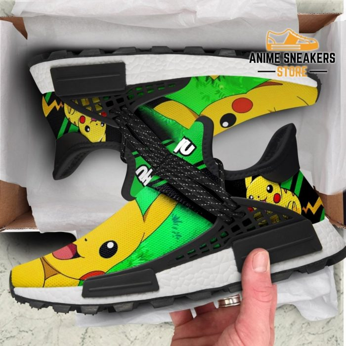 Pikachu Shoes Sporty Pokemon Anime Sneakers Nmd