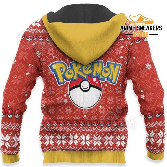 Pikachu Ugly Christmas Sweater Pokemon Anime Xmas Gift All Over Printed Shirts