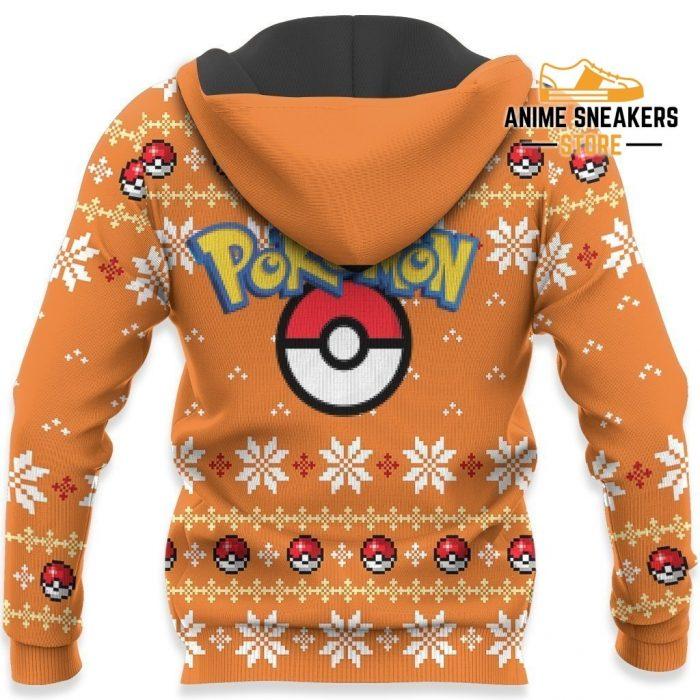 Pokemon Charizard Ugly Christmas Sweater Custom Xmas Gift All Over Printed Shirts