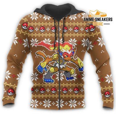 Pokemon Dragonite Ugly Christmas Sweater Custom Xmas Gift All Over Printed Shirts
