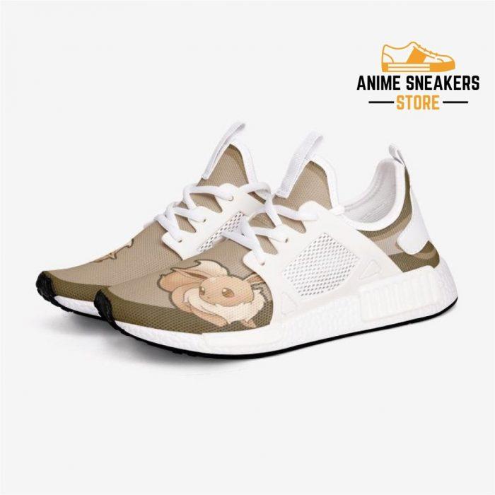 Pokemon Eevee Custom Nomad Shoes 3 / White Mens