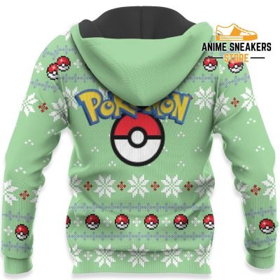 Pokemon Gardevoir Ugly Christmas Sweater Custom Xmas Gift All Over Printed Shirts