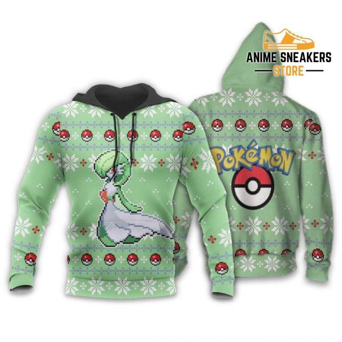 Pokemon Gardevoir Ugly Christmas Sweater Custom Xmas Gift Hoodie / S All Over Printed Shirts