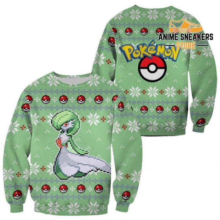 Pokemon Gardevoir Ugly Christmas Sweater Custom Xmas Gift / S All Over Printed Shirts