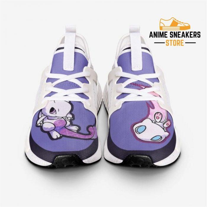 Pokemon Mew Mewtwo Custom Nomad Shoes Mens