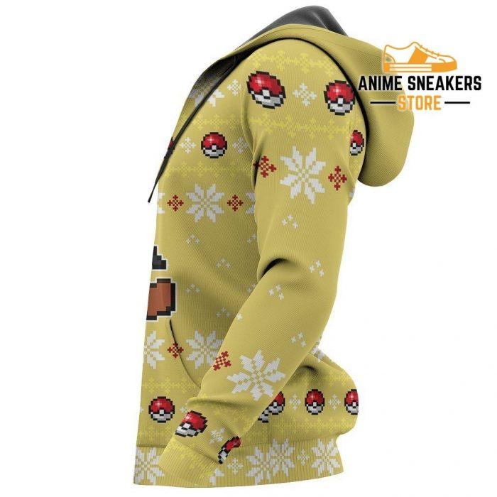 Pokemon Mimikyu Ugly Christmas Sweater Custom Xmas Gift All Over Printed Shirts