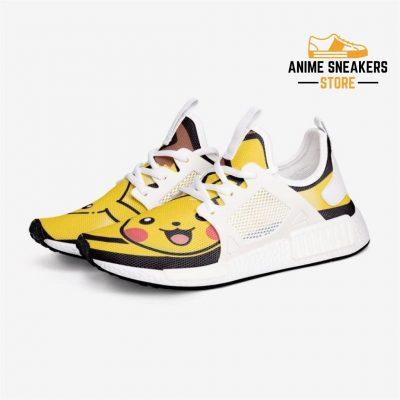 Pokemon Pikachu Custom Nomad Shoes 3 / White Mens