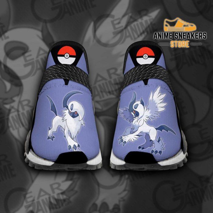 Absol Shoes Pokemon Custom Anime Tt11 Men / Us6 Nmd