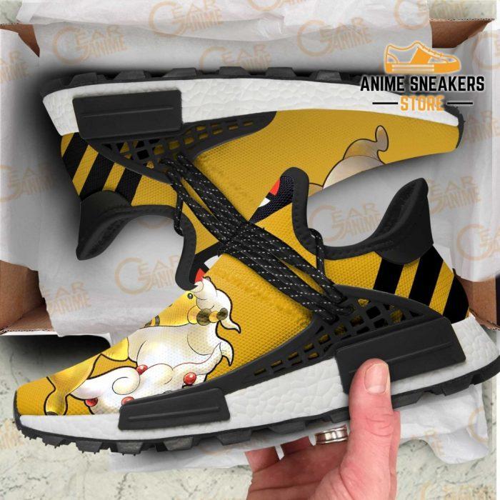 Ampharos Shoes Pokemon Custom Anime Tt11 Nmd
