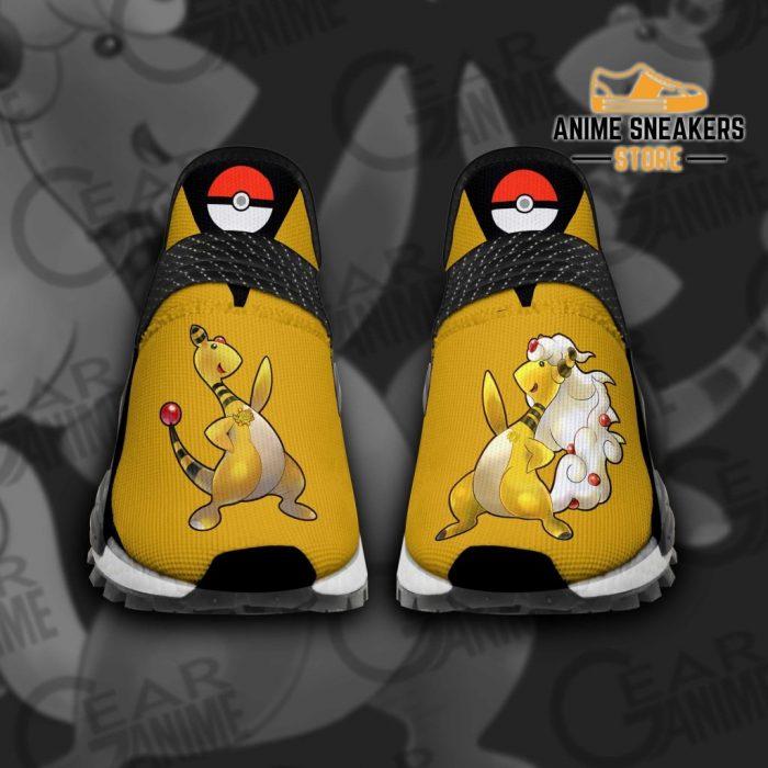 Ampharos Shoes Pokemon Custom Anime Tt11 Men / Us6 Nmd