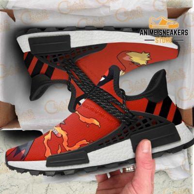 Blaziken Shoes Pokemon Custom Anime Tt11 Nmd