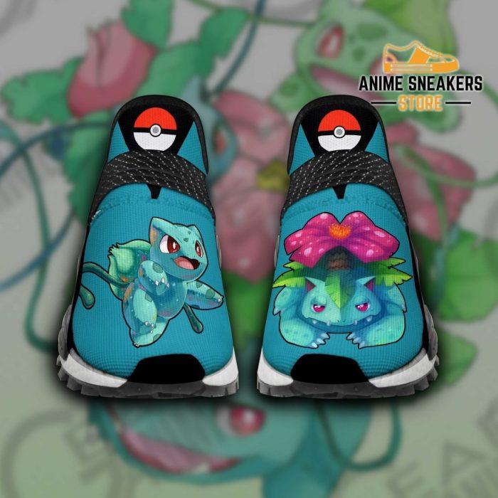Bulbasaur Shoes Pokemon Custom Anime Tt11 Men / Us6 Nmd