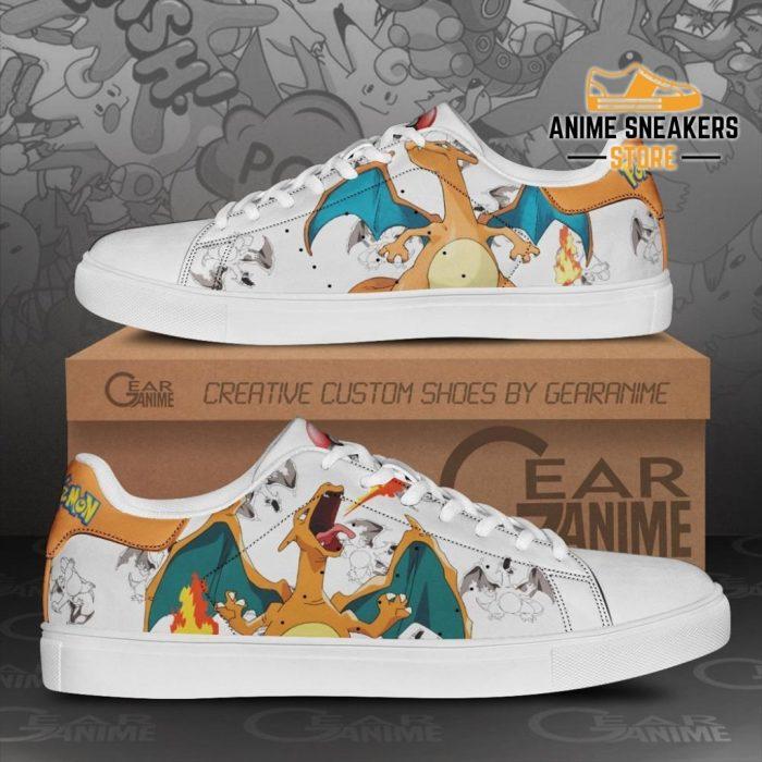 Charizard Skate Shoes Pokemon Custom Anime Pn11 Men / Us6