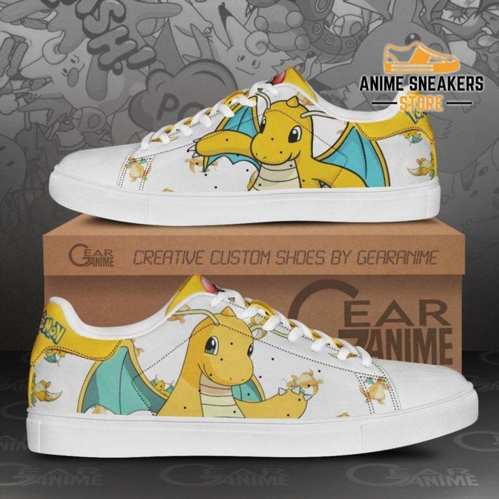 Dragonite Skate Shoes Pokemon Custom Anime Pn11 Men / Us6