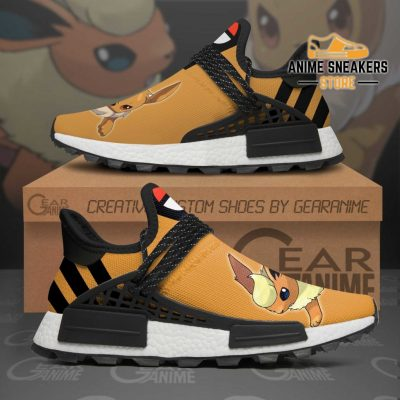 Eevee Shoes Pokemon Custom Anime Tt11 Nmd