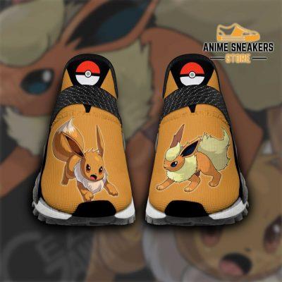 Eevee Shoes Pokemon Custom Anime Tt11 Men / Us6 Nmd