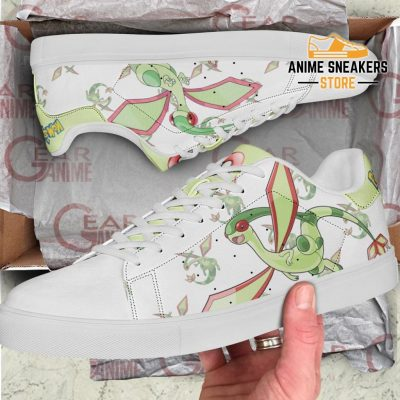 Flygon Skate Shoes Pokemon Custom Anime Pn11