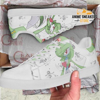 Gardevoir Skate Shoes Pokemon Custom Anime Pn11