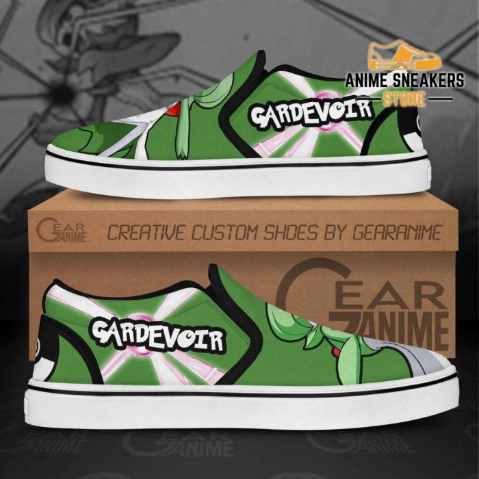 Gardevoir Slip On Shoes Pokemon Custom Anime Slip-On