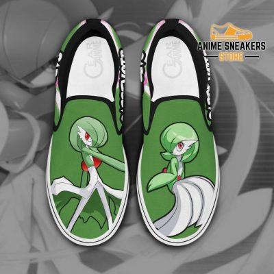 Gardevoir Slip On Shoes Pokemon Custom Anime Men / Us6 Slip-On